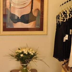 חנות חזיות מידות גדולות - תמונות חנות